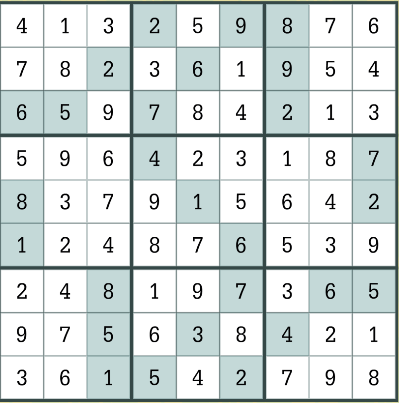 image regarding Printable Crossword Puzzles La Times named LA Periods Each day Sudoku March 2 2019 Methods