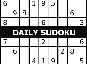 LA Times Daily Sudoku Answers