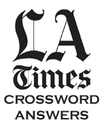 LATimesCrosswordAnswers.com